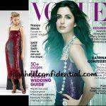 Katrina Kaif On Vogue: (Un)Covered