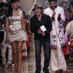 When Celebrities Take To The Runway