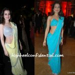 amisha-patel-shilpa-shetty-reception