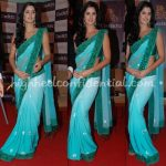 cineblitz-gold-issue-launch-katrina-kaif-tarun-tahiliani-sari