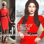 Kareena In Marie Claire India: Decoded