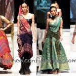 Tarun and Malini at Jakarta Fashion Week