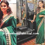 vidya-balan-sabyasachi-store-delhi