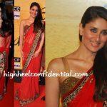 kareena-kapoor-3-idiots-premiere-red-sari