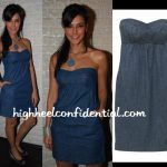 neha-dhupia-american-eagle-denim-dress