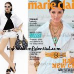 Giselli on Marie Claire: (Un)Covered