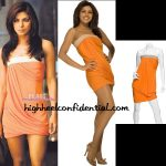 priyanka-chopra-yyigal-dostana-drape-dress