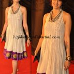 airtel-mirchi-music-awards-ishita-arun-manish-malhotra-dress
