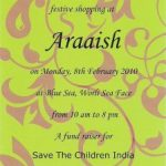 Retail Therapy: Araaish