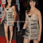filmfare-awards-2010-genelia-beige-dress