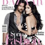 Katrina and Hrithik on Harpers Bazaar: A First Look