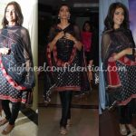 sonam-kapoor-raveena-album-launch-1