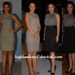 neha-dhupia-houndstooth-dress-femina