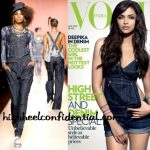 Deepika in Vogue India: (Un)Covered