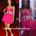 kangana-mallika-sherawat-pink-bebe-dress