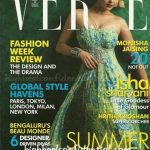 Isha on Verve India:(Un)Covered