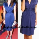 shama-sikander-mango-dress-karate-kid-screening