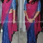 Sari Style: 'Wearing Her Own' Edition
