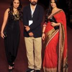 rani mukherjee-vidya balan-sabyasachi-pearls delhi couture fashion week-1