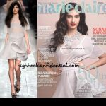 Sonam in Marie Claire:(Un)Covered