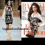 Deepika on Harpers Bazaar:(Un)Covered