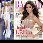 Katrina On Harper's Bazaar:(Un)Covered