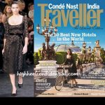 Aishwarya on Condé Nast Traveller India:(Un)Covered