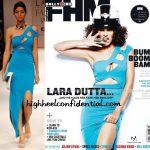 Lara in FHM India: Decoded