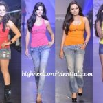 On The Runway. Being Human.