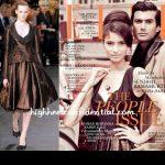 Sonia and Sendhil on Elle:(Un)Covered