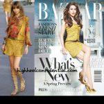Karisma on Harper's Bazaar:(Un)Covered