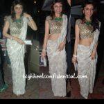 Sari Style?