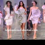 Gauri and Nainika: LFW Summer Resort 2011