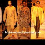 Manish Malhotra: LFW Summer Resort 2011