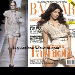 Priyanka on Harper's Bazaar:(Un)Covered