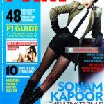 Sonam On FHM:(Un)Covered