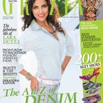 Lara on Grazia India:(Un)Covered