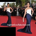 Aishwarya at Cannes Film Festival 2011: Day Two