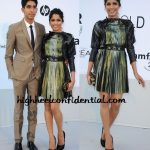 Freida at amfAR's Cinema Against AIDS Gala: A First Look