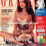 Angela On Grazia India: (Un)Covered