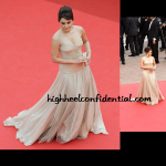 Minissha at 64th Cannes Film Festival: First Look