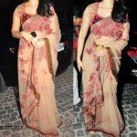 Anushka at 58th Idea Filmfare Awards South 2011