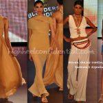 Blenders Pride Fashion Tour 2011: Ramona Narang