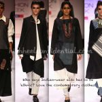 LFW Winter/Festive 2011: Paromita Banerjee