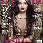 Sonam Kapoor On Harper's Bazaar: (Un)Covered