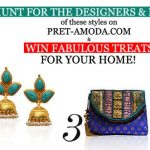Fashion Hunt At Pret-Amoda.com