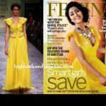 Shriya on Femina:(Un)Covered