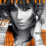 Vidya On Harper's Bazaar:(Un)Covered