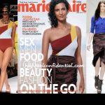Poorna on Marie Claire: (Un)Covered