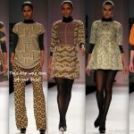 WLIFW Fall 2012: Vineet Bahl